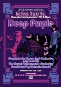 Cover Deep Purple - Concerto For Group And Orchestra [DVD]